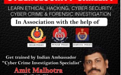 Expert Level Ethical Hacking Course  (College all years & Working Professionals) (Live Online Classes)