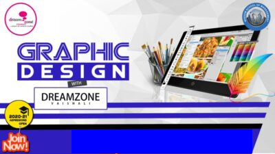 DIPLOMA IN GRAPHIC DESIGN  (College all years) (Live Online Classes)