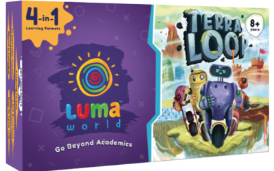 Terra Loop – All-In-One Educational Activity Kit (3rd Class – 10th Class);( Included Kit)