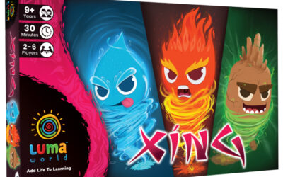Xíng: A Token Placement Strategy Board Game,(4th class to 10th class) Educational Game; (Kit Included)